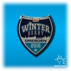 Dresden - PIN - Winter Derby 2016 - Logo