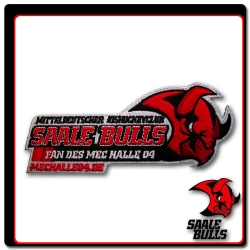 Hallo Saale Bulls - Patch - Fan des ...